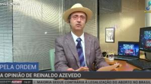 """Azevedo: """"Estratégia do PT de elevar nome de Lula está sendo bem-sucedida"""""""