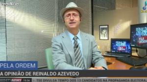 """""""Bolsonaro é réu e réu não pode assumir a Presidência"""", diz Azevedo"""