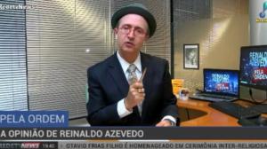 """""""Assim como Lula, Bolsonaro não poderia ser candidato"""", diz Azevedo"""
