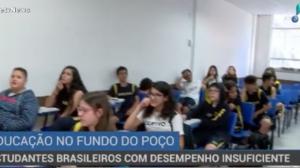 Estudantes terminam o Ensino Médio sem dominar a língua portuguesa