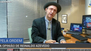 """Reinaldo Azevedo: """"Não é fácil fazer de Haddad o candidato de Lula"""""""