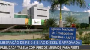 Liberação de R$ 9,5 bilhões é aprovada ao diesel