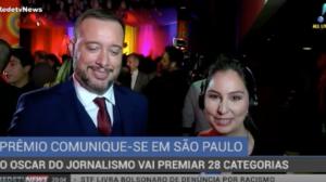 Prêmio Comunique-se acontece em São Paulo