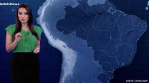 No extremo Norte do Brasil temporais têm causado prejuízos