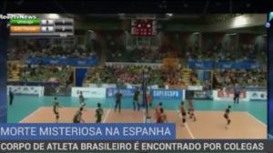 Mistério cerca a morte de atleta brasileiro na Espanha
