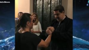 Almoço de luxo de Maduro na Turquia gera polêmica
