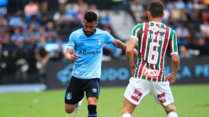 Grêmio derrota Fluminense com golaço de Everton