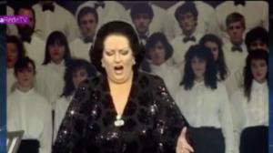 Soprano Montserrat Caballé morre aos 85 anos