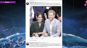 Novidade na realeza britânica: Duquesa Megham Markle está grávida