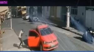Ladrão deixa dinheiro roubado cair em calçada em Itambé (PE)