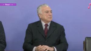 Temer pede anulação de indiciamento pelo Decreto dos Portos