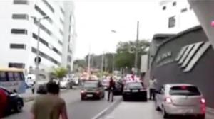 Agente morre e dois ficam feridos em escolta a detentos