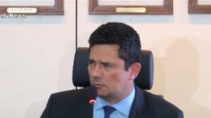 Sérgio Moro discute crise no sistema penitenciário em encontro
