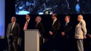 Michel Temer inaugura o maior projeto da ciência do país