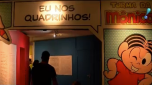 Museu da Imagem e do Som promove exposição sobre HQs