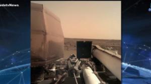 Sonda Insight, da Nasa, chega à Marte e envia 1ª imagem