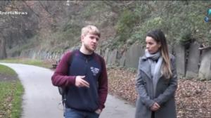 Pesquisador britânico passa um mês na rua para estudo contra a pobreza