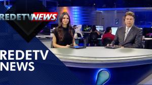 Assista à íntegra do RedeTV News de 30 de novembro de 2018