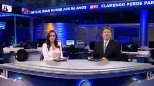 Assista à íntegra do RedeTV News de 1 de dezembro de 2018