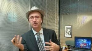 """Reinaldo Azevedo: """"O lugar da Funai é o Ministério da Justiça"""""""