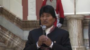 Bolivianos fecham fronteira com o Brasil em protesto contra Evo Morales