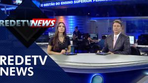 Assista à íntegra do RedeTV News de 06 de dezembro de 2018
