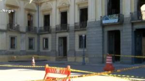 Alemanha doa 180 mil euros para recuperação do Museu Nacional