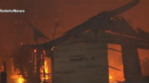 Incêndio atinge 600 casas em Manaus, capital amazonense