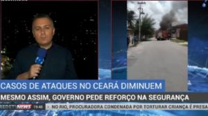 Governador do Ceará diz que não vai recuar nas medidas das penitenciárias