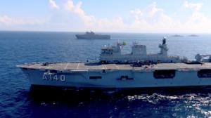 Marinha do Brasil: Conheça a rotina de treinamentos nas águas do país