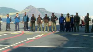 Marinha: Trocas de experiências entre militares brasileiros e estrangeiros