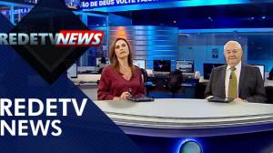Assista à íntegra do RedeTV News de 4 de junho de 2019