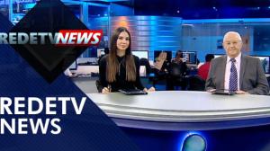 Assista à íntegra do RedeTV News de 10 de junho de 2019