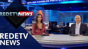 Assista à íntegra do RedeTV News de 12 de junho de 2019