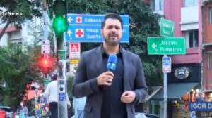 Estudo revela que 35% dos pedestres atropelados em SP são idosos