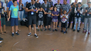 Campus Party: Drones, simulador de asa delta e muita tecnolog