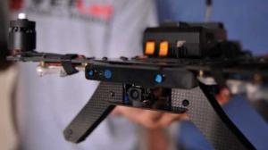 Pesquisadores da UFMG participam de competição com drones sem piloto