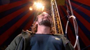 Trapezista da periferia de SP é aprovado para o Cirque du Soleil