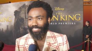 Ator que faz Simba diz que 'O Rei Leão' é o filme preferido do filho
