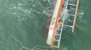 Catamarã que matou 2 turistas em naufrágio em AL estava irregular