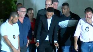 Neymar não será indiciado por crime de estupro, confirma polícia