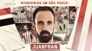 Após confirmar Daniel Alves, São Paulo anuncia Juanfran como novo reforço