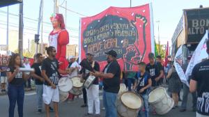 Estudantes organizam protestos nas ruas de várias cidades do Brasil