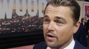 Leonardo DiCaprio fala sobre estreia de filme do Tarantino ao RedeTV News
