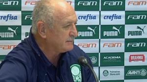 Felipão é demitido do Palmeiras após derrota por 3 a 0 para o Flamengo