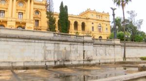 Museu do Ipiranga começa a passar por obras de reconstrução em SP
