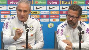 Seleção brasileira se prepara para 2º amistoso nos Estados Unidos