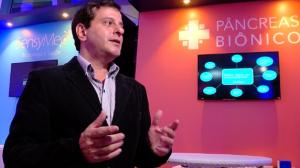 Médico brasileiro desenvolve pâncreas biônico e quer torná-lo acessível