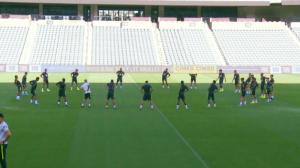 Seleção brasileira se prepara para amistoso contra Peru nos EUA
