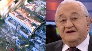 """""""Responsáveis por Muzema são facínoras sem caráter"""", diz Boris Casoy"""